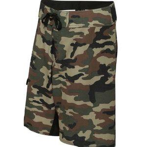 Mossimo Supply Co. camo board shorts size 30